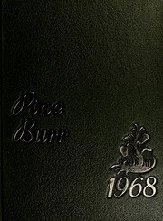 Page 1, 1968 Edition, Campbell University - Pine Burr Yearbook (Buies Creek, NC) online yearbook collection