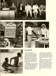 Page 7, 1979 Edition, Campbell University - Pine Burr Yearbook (Buies Creek, NC) online yearbook collection
