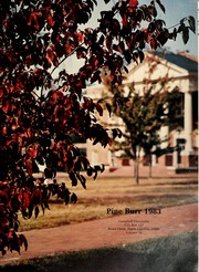 Page 5, 1983 Edition, Campbell University - Pine Burr Yearbook (Buies Creek, NC) online yearbook collection