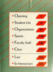 Page 3, 1986 Edition, Campbell University - Pine Burr Yearbook (Buies Creek, NC) online yearbook collection