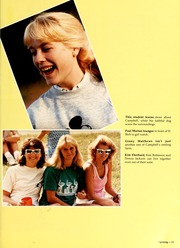 Page 17, 1987 Edition, Campbell University - Pine Burr Yearbook (Buies Creek, NC) online yearbook collection
