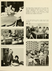 Page 15, 1971 Edition, Williamsport Area Community College - Montage Yearbook (Williamsport, PA) online yearbook collection