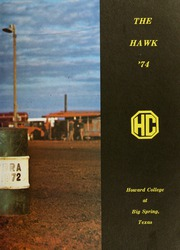 Page 3, 1974 Edition, Howard College - Hawk Yearbook (Big Spring, TX) online yearbook collection
