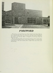 Page 6, 1974 Edition, Howard College - Hawk Yearbook (Big Spring, TX) online yearbook collection