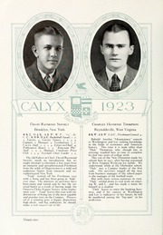 Page 102, 1923 Edition, Washington and Lee University - Calyx Yearbook (Lexington, VA) online yearbook collection