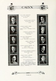 Page 106, 1923 Edition, Washington and Lee University - Calyx Yearbook (Lexington, VA) online yearbook collection