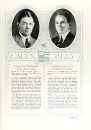 Page 91, 1923 Edition, Washington and Lee University - Calyx Yearbook (Lexington, VA) online yearbook collection