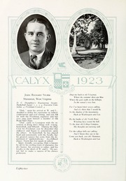 Page 92, 1923 Edition, Washington and Lee University - Calyx Yearbook (Lexington, VA) online yearbook collection