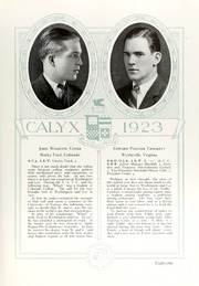 Page 95, 1923 Edition, Washington and Lee University - Calyx Yearbook (Lexington, VA) online yearbook collection