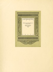 Page 6, 1924 Edition, Washington and Lee University - Calyx Yearbook (Lexington, VA) online yearbook collection