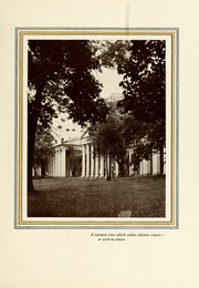 Page 13, 1925 Edition, Washington and Lee University - Calyx Yearbook (Lexington, VA) online yearbook collection