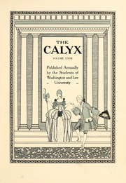 Page 7, 1926 Edition, Washington and Lee University - Calyx Yearbook (Lexington, VA) online yearbook collection