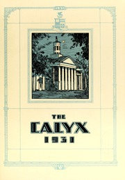 Page 7, 1931 Edition, Washington and Lee University - Calyx Yearbook (Lexington, VA) online yearbook collection