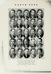Page 162, 1933 Edition, Washington and Lee University - Calyx Yearbook (Lexington, VA) online yearbook collection