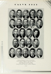 Page 168, 1933 Edition, Washington and Lee University - Calyx Yearbook (Lexington, VA) online yearbook collection