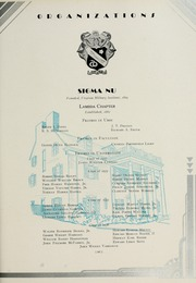 Page 171, 1933 Edition, Washington and Lee University - Calyx Yearbook (Lexington, VA) online yearbook collection