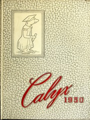 Page 1, 1950 Edition, Washington and Lee University - Calyx Yearbook (Lexington, VA) online yearbook collection
