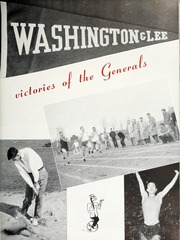 Page 15, 1950 Edition, Washington and Lee University - Calyx Yearbook (Lexington, VA) online yearbook collection