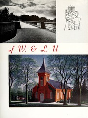 Page 17, 1950 Edition, Washington and Lee University - Calyx Yearbook (Lexington, VA) online yearbook collection