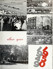 Page 7, 1950 Edition, Washington and Lee University - Calyx Yearbook (Lexington, VA) online yearbook collection