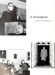 Page 16, 1960 Edition, Washington and Lee University - Calyx Yearbook (Lexington, VA) online yearbook collection