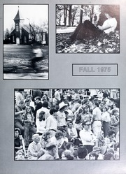 Page 11, 1976 Edition, Washington and Lee University - Calyx Yearbook (Lexington, VA) online yearbook collection