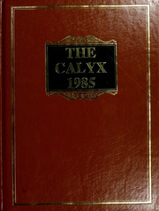1985 Edition, Washington and Lee University - Calyx Yearbook (Lexington, VA)