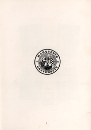 Page 10, 1923 Edition, Marquette University - Hilltop Yearbook (Milwaukee, WI) online yearbook collection