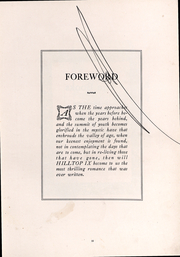 Page 15, 1923 Edition, Marquette University - Hilltop Yearbook (Milwaukee, WI) online yearbook collection