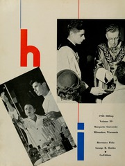 Page 8, 1953 Edition, Marquette University - Hilltop Yearbook (Milwaukee, WI) online yearbook collection