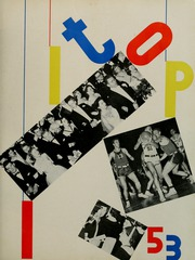Page 9, 1953 Edition, Marquette University - Hilltop Yearbook (Milwaukee, WI) online yearbook collection