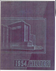 1954 Edition, Marquette University - Hilltop Yearbook (Milwaukee, WI)