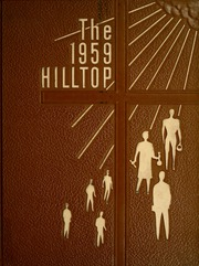 1959 Edition, Marquette University - Hilltop Yearbook (Milwaukee, WI)