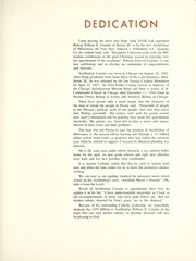 Page 11, 1959 Edition, Marquette University - Hilltop Yearbook (Milwaukee, WI) online yearbook collection