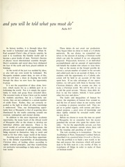 Page 9, 1959 Edition, Marquette University - Hilltop Yearbook (Milwaukee, WI) online yearbook collection
