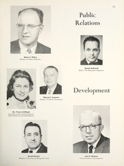 Page 17, 1961 Edition, Marquette University - Hilltop Yearbook (Milwaukee, WI) online yearbook collection