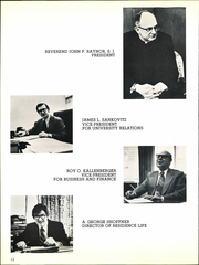Page 16, 1975 Edition, Marquette University - Hilltop Yearbook (Milwaukee, WI) online yearbook collection