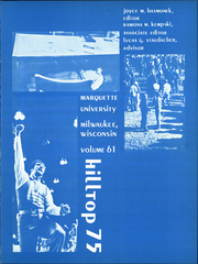 Page 5, 1975 Edition, Marquette University - Hilltop Yearbook (Milwaukee, WI) online yearbook collection