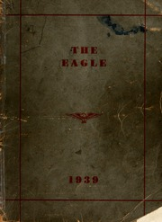 Page 1, 1939 Edition, North Carolina Central University - Eagle Yearbook (Durham, NC) online yearbook collection