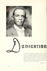 Page 6, 1939 Edition, North Carolina Central University - Eagle Yearbook (Durham, NC) online yearbook collection
