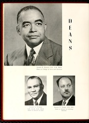 Page 14, 1952 Edition, North Carolina Central University - Eagle Yearbook (Durham, NC) online yearbook collection