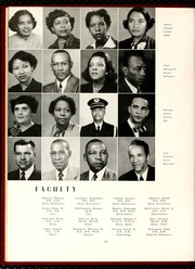 Page 18, 1952 Edition, North Carolina Central University - Eagle Yearbook (Durham, NC) online yearbook collection