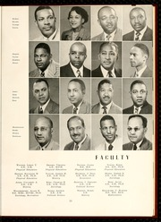 Page 19, 1952 Edition, North Carolina Central University - Eagle Yearbook (Durham, NC) online yearbook collection