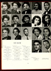 Page 20, 1952 Edition, North Carolina Central University - Eagle Yearbook (Durham, NC) online yearbook collection