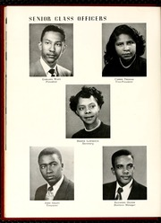Page 22, 1952 Edition, North Carolina Central University - Eagle Yearbook (Durham, NC) online yearbook collection