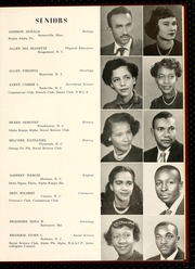 Page 23, 1952 Edition, North Carolina Central University - Eagle Yearbook (Durham, NC) online yearbook collection