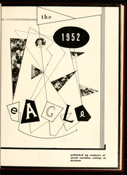 Page 5, 1952 Edition, North Carolina Central University - Eagle Yearbook (Durham, NC) online yearbook collection