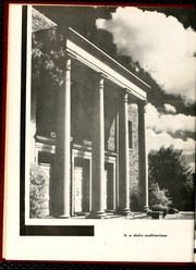 Page 6, 1952 Edition, North Carolina Central University - Eagle Yearbook (Durham, NC) online yearbook collection