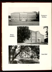 Page 12, 1956 Edition, North Carolina Central University - Eagle Yearbook (Durham, NC) online yearbook collection