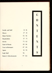 Page 13, 1956 Edition, North Carolina Central University - Eagle Yearbook (Durham, NC) online yearbook collection